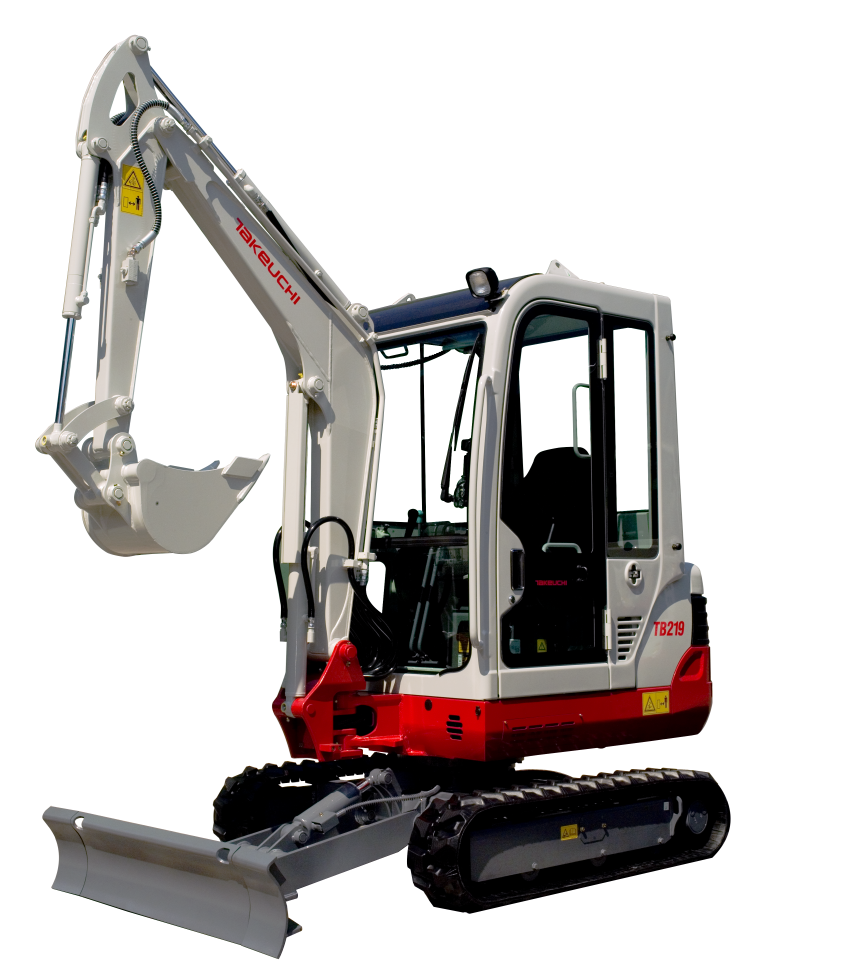 Takeuchi TB219 continues to be a best seller into 2016