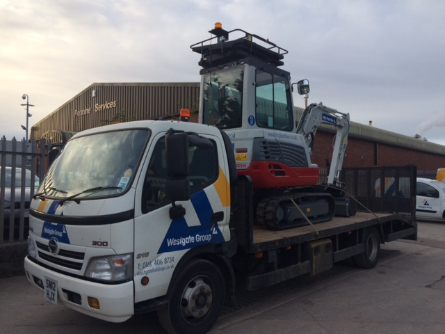 H&C Plant Hire Expand Hire Fleet